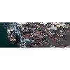 Port de Jarry (Guadeloupe) - Construction d'un portique à conteneurs