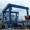 Toulon - Fabrication, Fourniture et Mise en Place d'un Elévateur à Bateaux